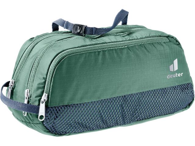 deuter Wash Bag Tour III Toiletry Bag seagreen/navy